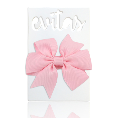 Picture of Elastic Bowknot Baby Pink