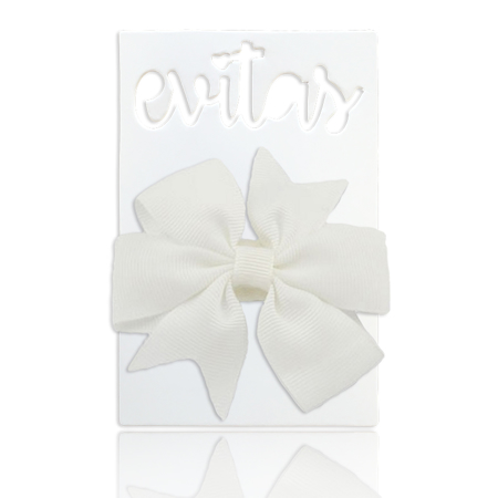 Picture of Elastic Bowknot White