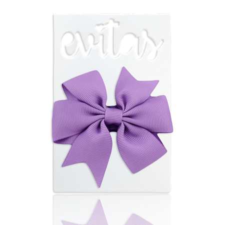 Picture of Elastic Bowknot Purple