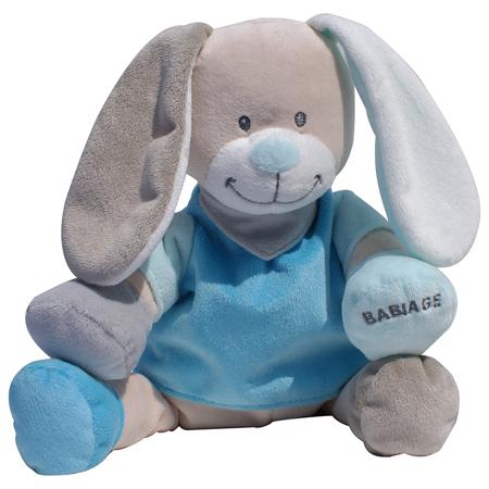 DooDoo® Plush Bunny -  Blue