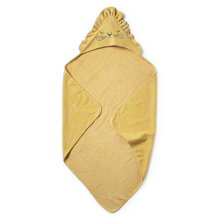 Picture of Elodie Details® Hooded Towel Sweet Honey Harry (80x80)