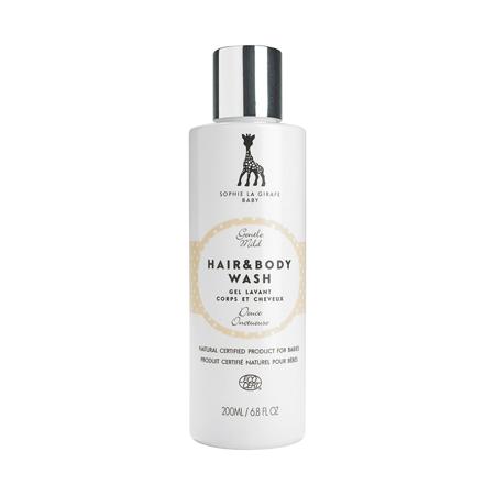 Immagine di Sophie la Girafe® Baby gel doccia Shampoo 200 ml