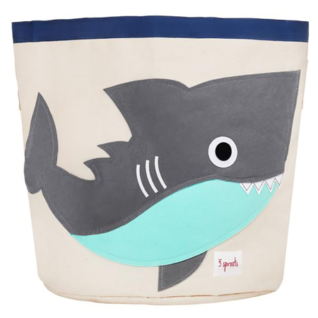 Picture of 3Sprouts® Storage Bin Shark