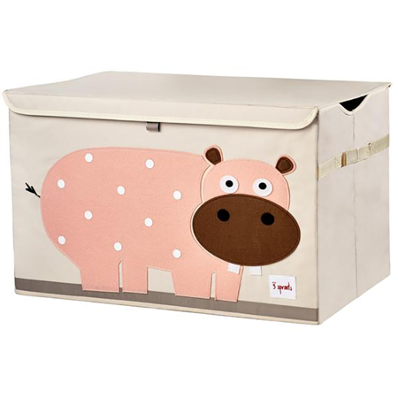 Picture of 3Sprouts®  Toy Chest Hippo