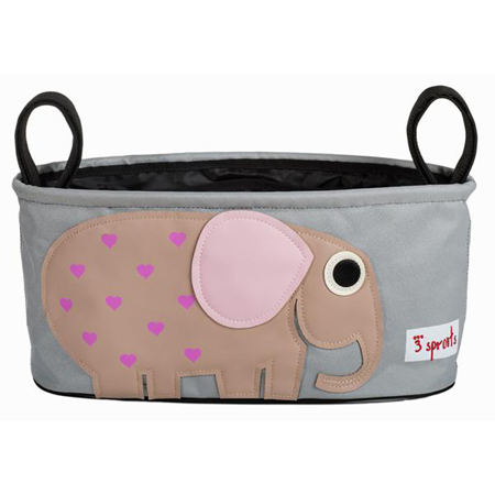 Picture of 3Sprouts® Stroller Organizer Elephant