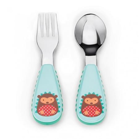 Picture of Skip Hop® Fork&Spoon Hedgehog