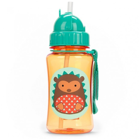 Picture of Skip Hop® Straw Bottle Hedgehog