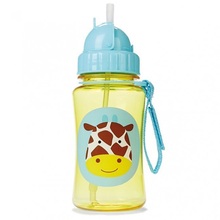 Picture of Skip Hop® Straw Bottle Giraffe
