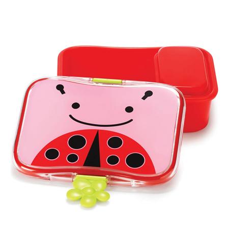 Picture of Skip Hop® Little Kid Lunch Kit Ladybug