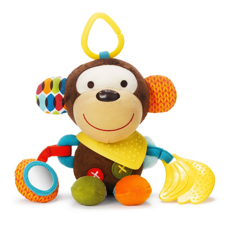 Picture of Skip Hop® Bandana Buddies Activity Toy Monkey