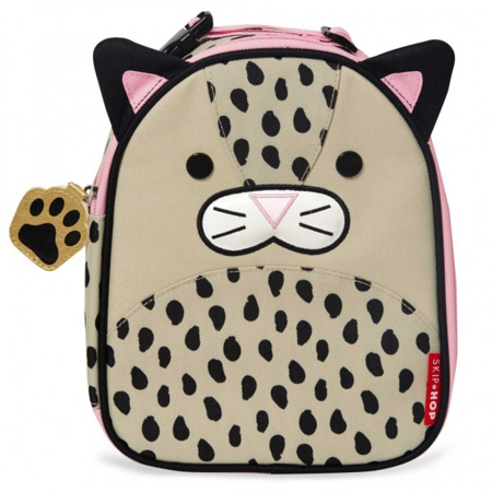 Picture of Skip Hop® Insulated Kids Lunch Bag Leopard