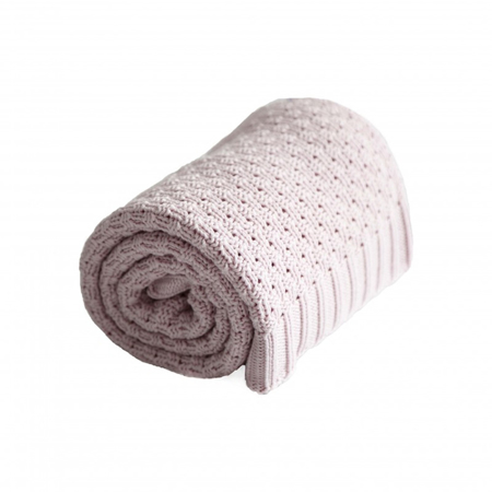 Picture of Effiki® Cotton Baby Blanket - Pink