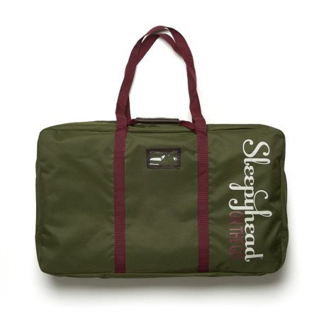 Sleepyhead® On The Go Grand Transport Bag - Olive Green