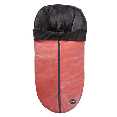 Picture of Mima® Xari Footmuff Sicilian Red