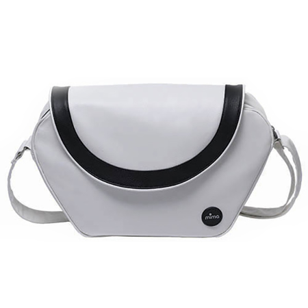 Picture of Mima® Trendy Changing Bag Snow White