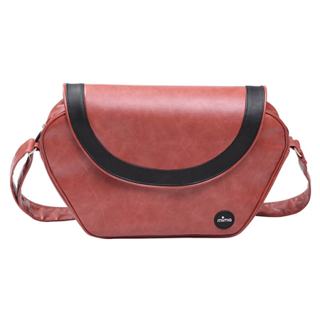 Picture of Mima® Trendy Changing Bag Sicilian Red