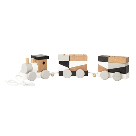Picture of Bloomingville®  Pull Along Train