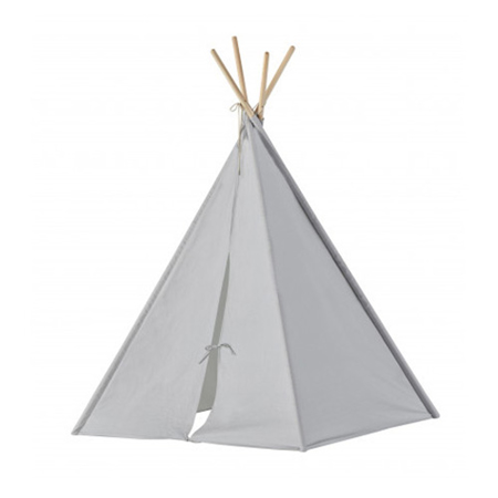 Picture of Kids Concept® Tipi Tent Grey