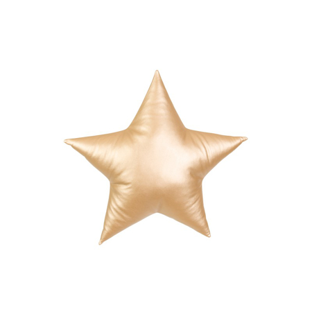 Picture of Cotton&Sweets® Decorative Star Pillow Gold