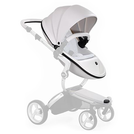 Picture of Mima® 2In1 Carrycot And Sports Seat Xari Snow White