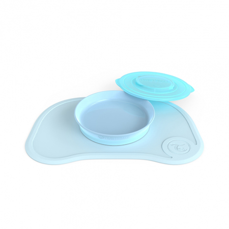 Picture of Twistshake Click-Mat and plate (6+M)