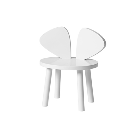 Picture of NoFred® Mouse Chair White