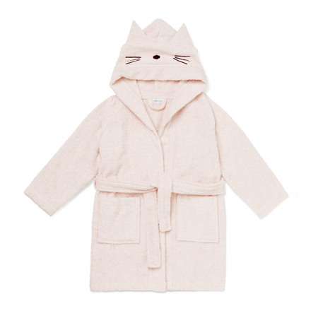 Picture of Liewood® Bathrobe - Cat Sweet Rose