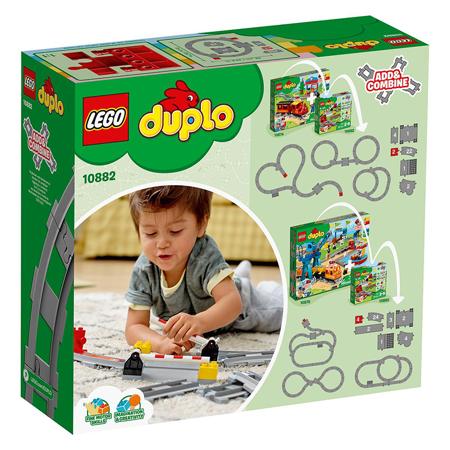 Picture of Lego® Duplo Train Tracks