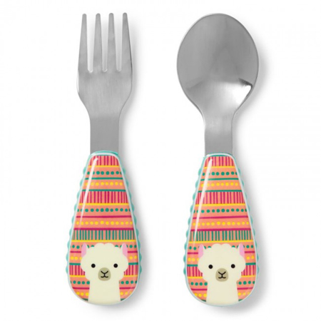 Picture of Skip Hop® Fork&Spoon Lama