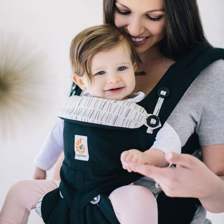Picture of Ergobaby® Omni 360 Baby Carrier All-In-One Downtown