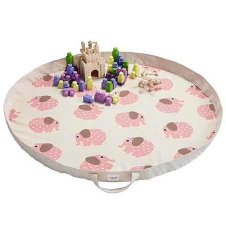 Picture of 3Sprouts® Play Mat Bag Elephant