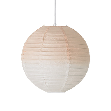 Picture of Bloomingville®  Rice Paper Light Pink 35cm