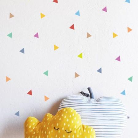 Picture of Pick Art Design® Wall Sticker Triangles