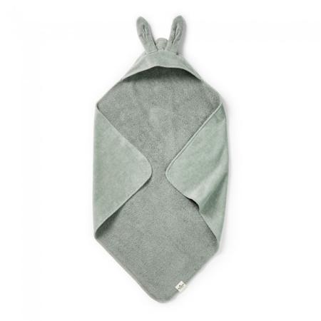 Immagine di Elodie Details® Asciugamano con cappuccio Mineral Green 80x80