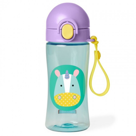 Picture of Skip Hop® Lock-Top Sports Bottle Unicorn