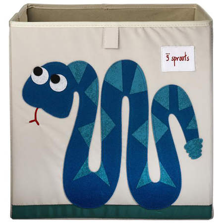 Picture of 3Sprouts® Toy Storage Box Snake