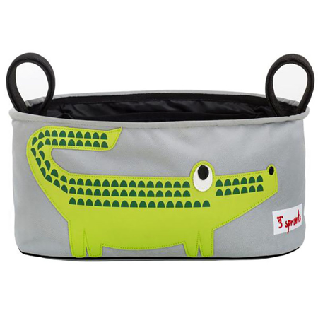 Picture of 3Sprouts® Stroller Organizer Crocodile