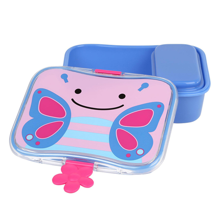Picture of Skip Hop® Little Kid Lunch Kit Butterfly
