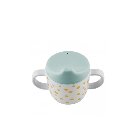 Picture of Done by Deer® Spout Cup Happy Dots