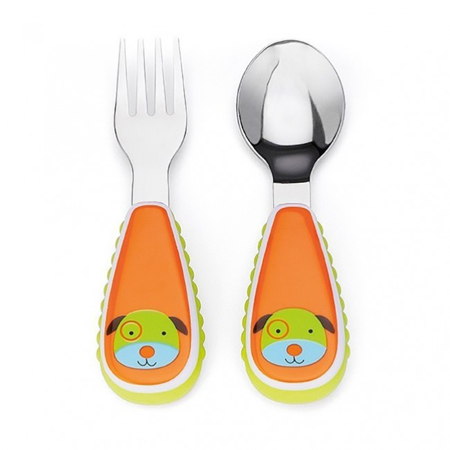Picture of Skip Hop® Fork&Spoon Puppy