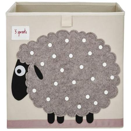 Immagine di 3Sprouts® Contenitore giocattoli Pecorella
