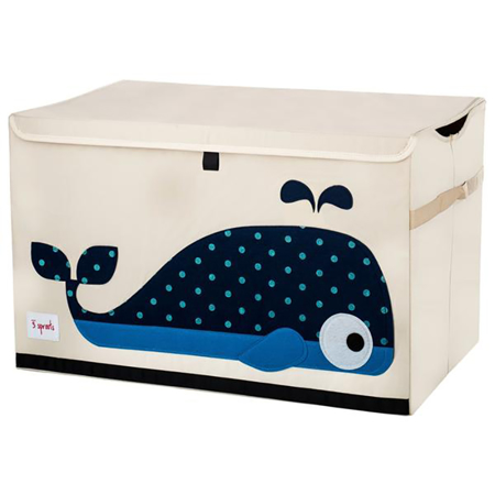 Picture of 3Sprouts®  Toy Chest Whale