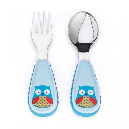 Picture of Skip Hop® Fork&Spoon Owl