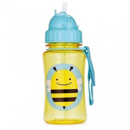 Picture of Skip Hop® Straw Bottle Bee
