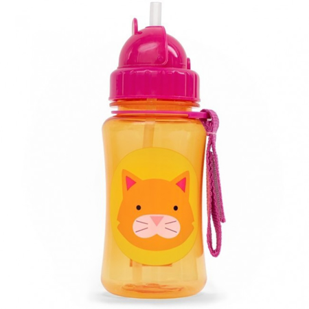 Picture of Skip Hop® Straw Bottle Kitty