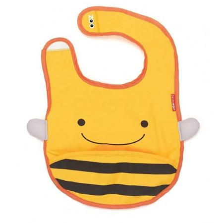 Picture of Skip Hop® Tuck-Away Bib Bee