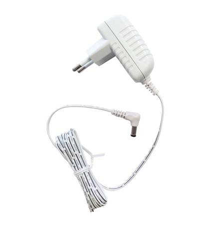 Picture of A Little Lovely Company® 9V EU Adapter - White