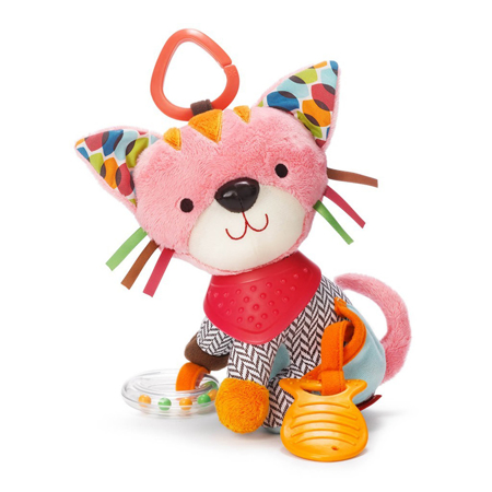 Picture of Skip Hop® Bandana Buddies Activity Toy Kitty