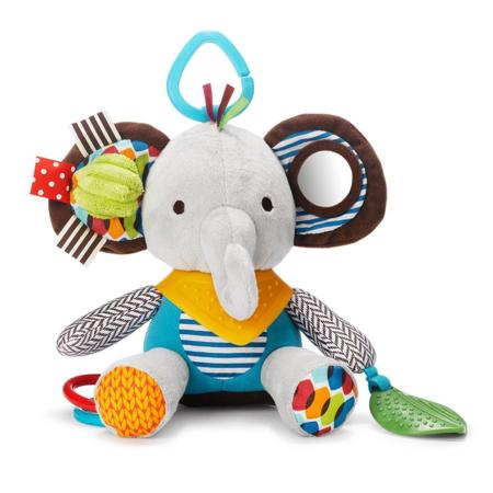 Picture of Skip Hop® Bandana Buddies Activity Toy Elephant