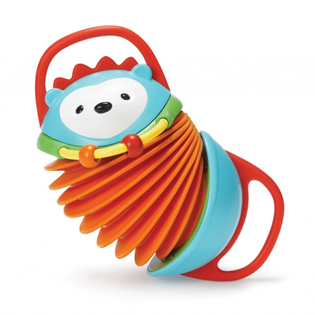 Picture of Skip Hop® Explore&More Hedgehog Accordion Toy